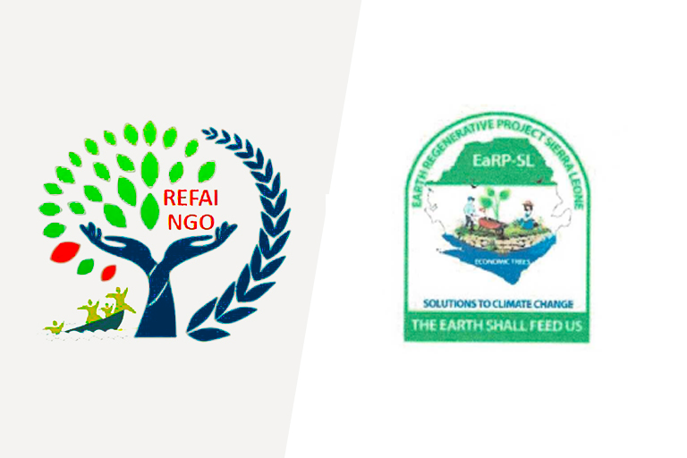 Signature a Protocol of EaRP-SL (Cooperation with Earth Regenerative Project Sierra Leone), AACID & REFAI-NGO