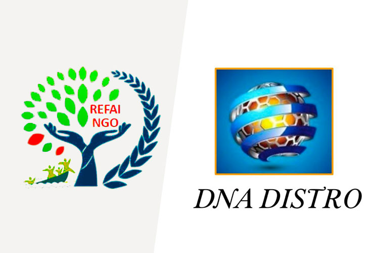 20 May 2021 – Signature a Protocol of Cooperation with DNA DISTRO, USA & REFAI-NGO