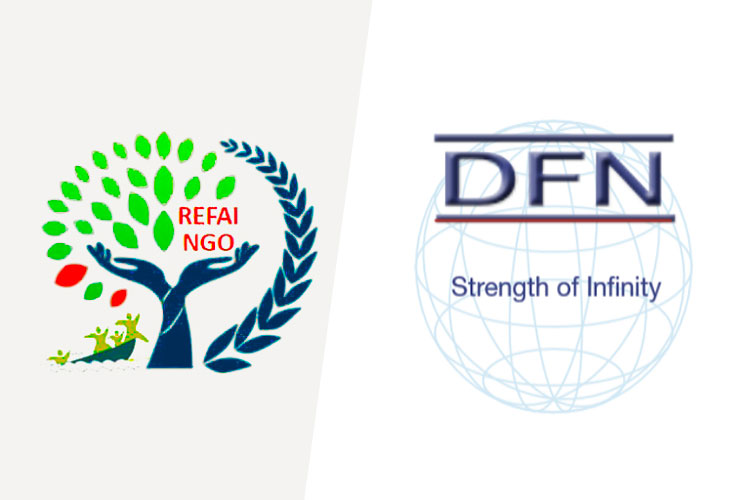 8 May 2021 – Signature a Protocol of Cooperation with DFN GLOBAL NETWORK PTE LTD, USA & REFAI-NGO