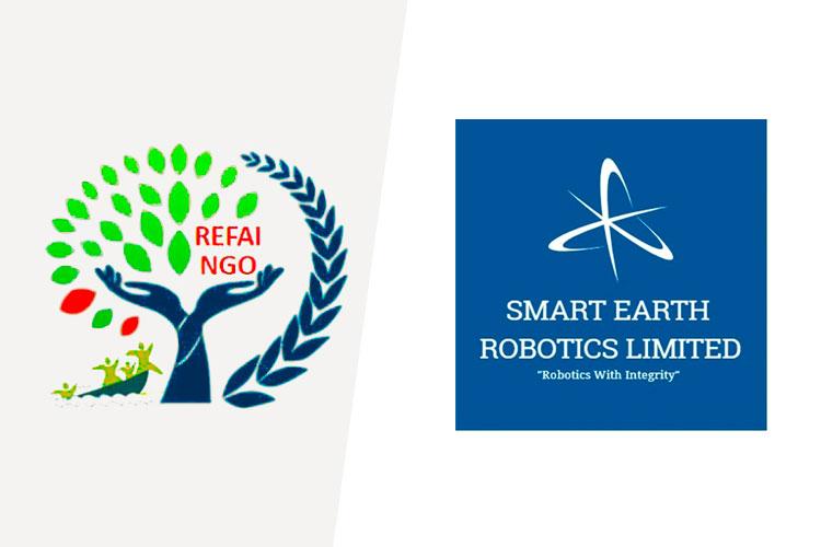 7 May 2021 – Signature a Protocol of Cooperation with SMART EARTH ROBOTICS, USA & REFAI-NGO